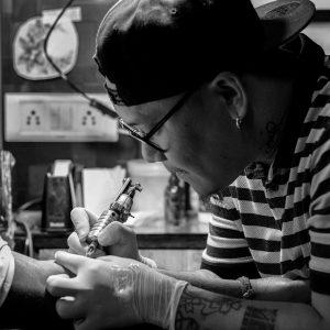 artist, tattoo, creative
